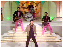 Fumble with Shakin' Stevens