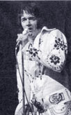 "P.J. Proby as ""Elvis"""